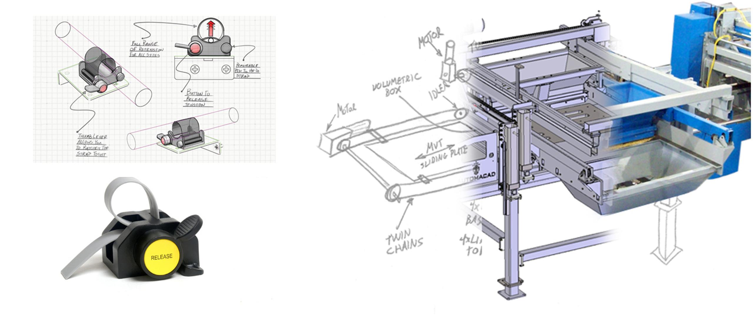 Prototype Diagram Parts